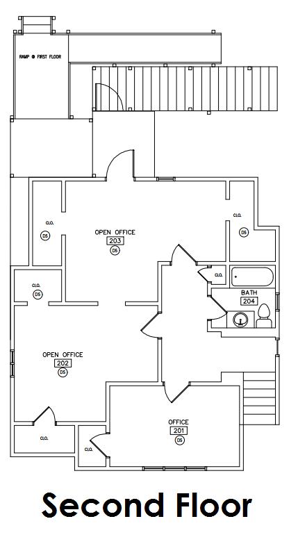 Cottage Second Floor