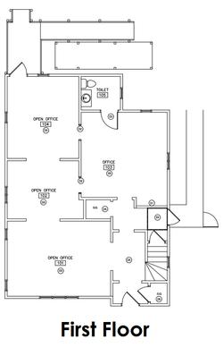 Cottage First Floor