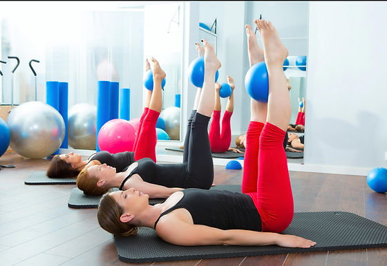 Mat-Based Clinical Pilates