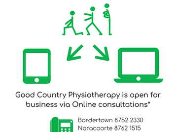 Online Consultations at GCP
