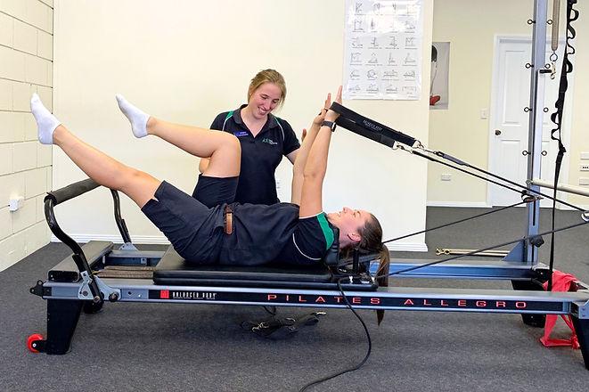 New Graduate Physiotherapist