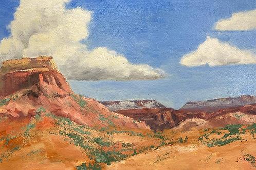 Badlands Mesa