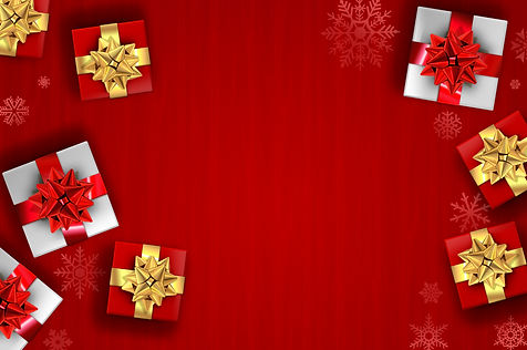 vecteezy_red-christmas-background-gifts-