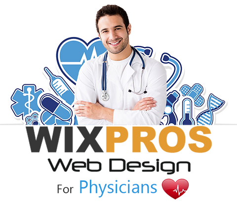 WIXPROS logo for physicians 2021 transpa