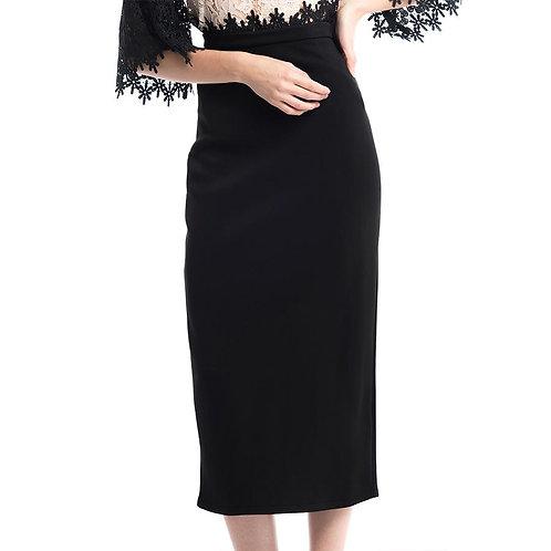 H - Line Long Skirt