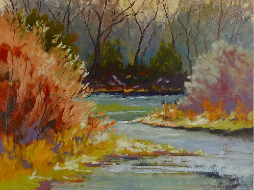 Embudo River Morning