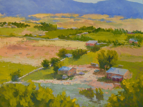 Arroyo Hondo Valley Vista