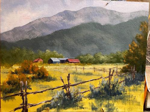 San Cristobal Valley