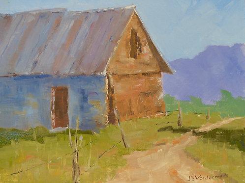 Abandoned Barn in Penasco