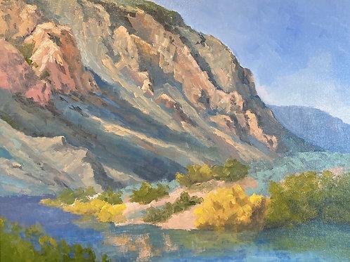 Cliffs at Pilar