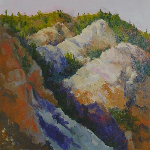 Quarzite Cliffs