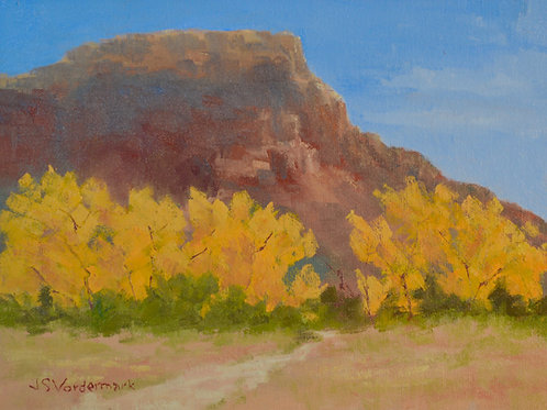 Ghost Ranch Fall
