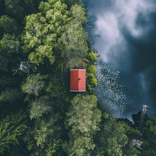 A cabin Dream