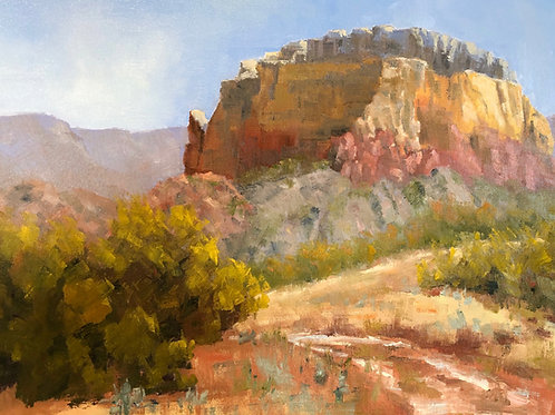 Ghost Ranch Cliffs