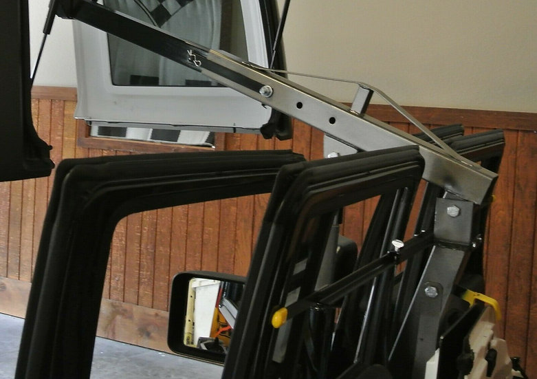 Freedom Jack 3 JKU & JLU door Perch and roof accessory kit