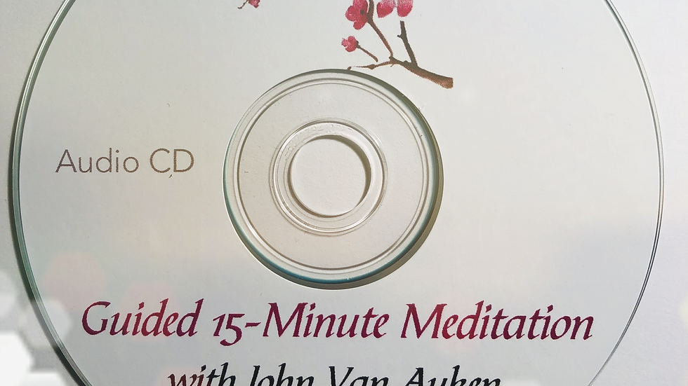 Guided 15-Minute Meditation