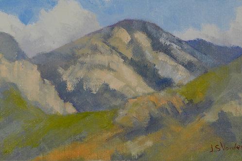 Taos Mountain Vista