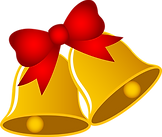 golden-bells-pair-red-bow-png-image-free