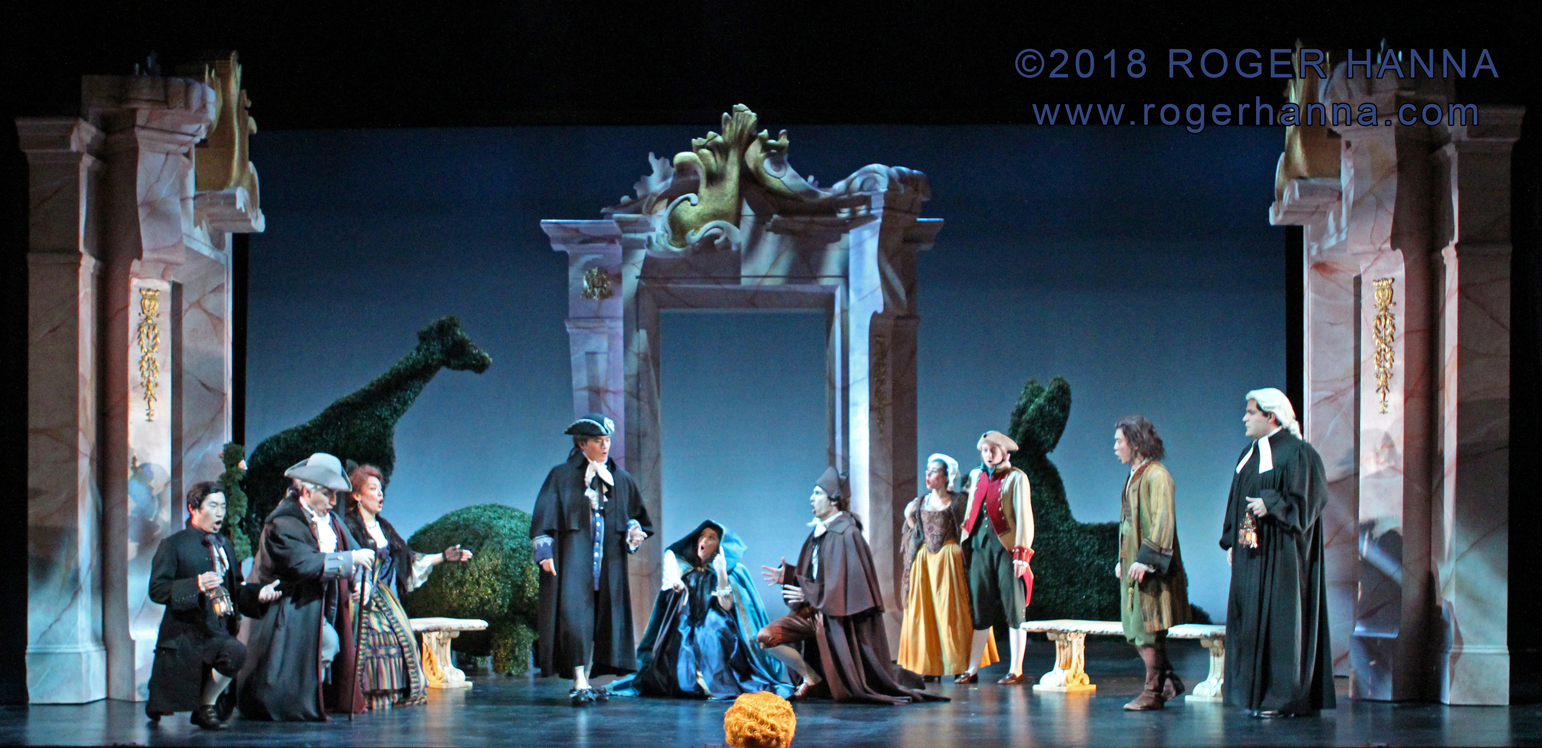 The Marriage of Figaro Act 4