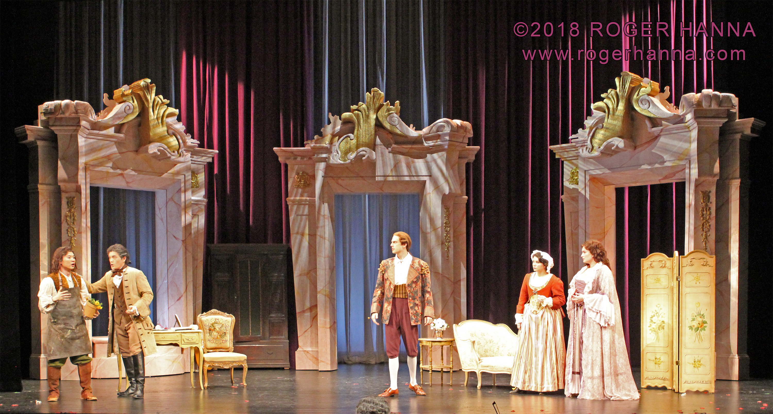 The Marriage of Figaro Act 2