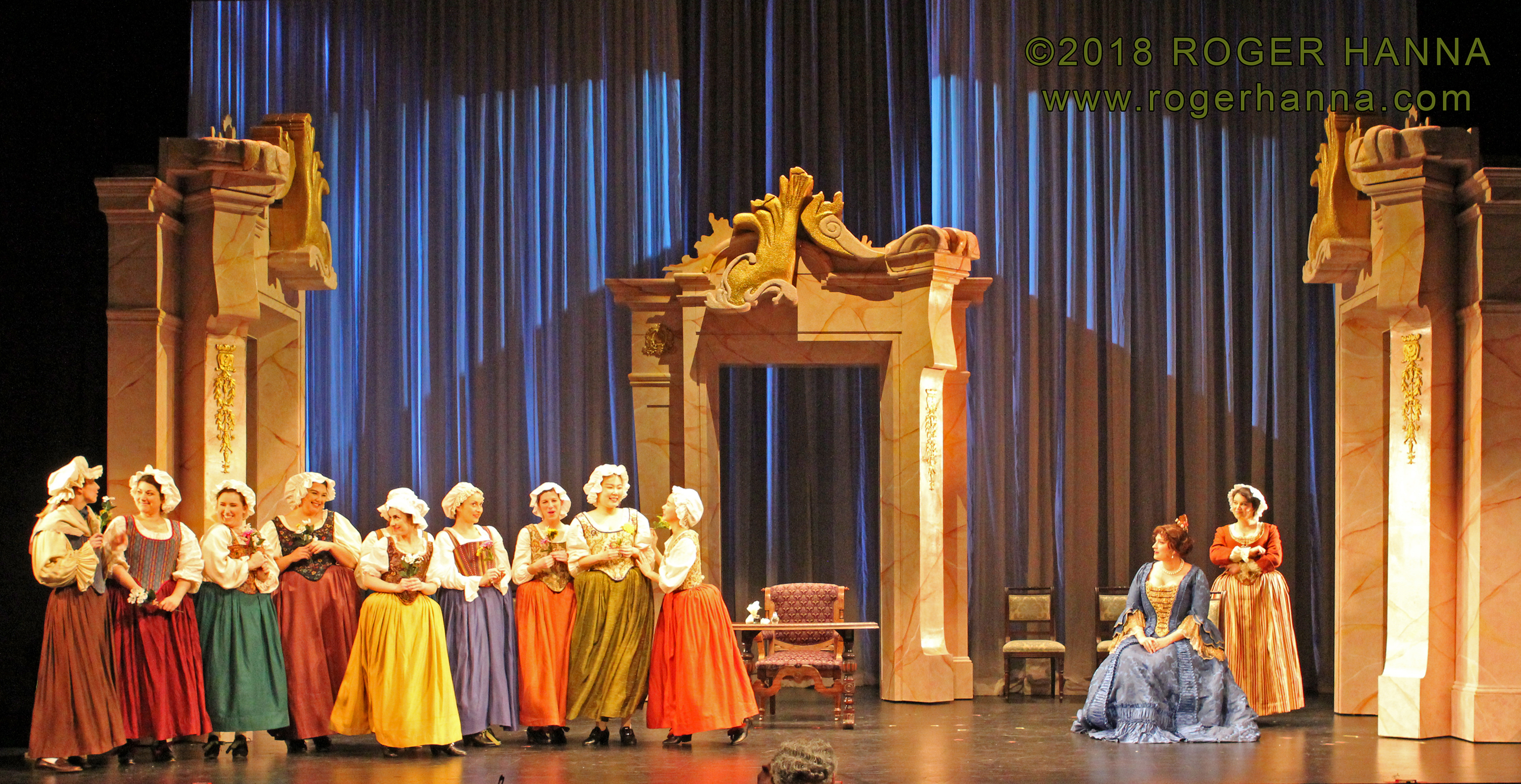 The Marriage of Figaro Act 3