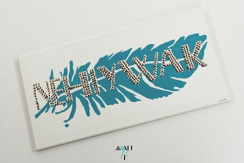 Nehiywak Feather