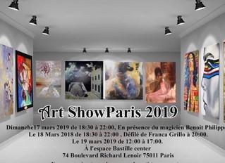 Art Show Paris 2019