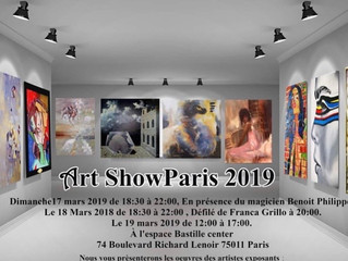Art Show Paris 2019