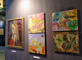 Luxsembourg Art Fair 6.12.2018-9.12.2018
