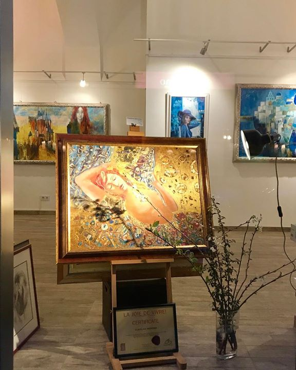Exhibition in Vienna 2018