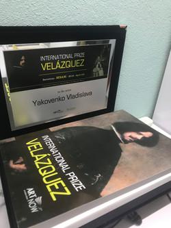 Velazquez prise