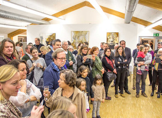 Langenzerdof muzeum  14.01.2019-24.02.2019. Austria.