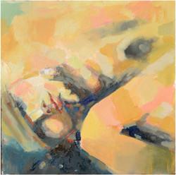 Men ,2015, 20x20, oil,canvas