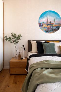 viertel zwei bedroom1 interior design by