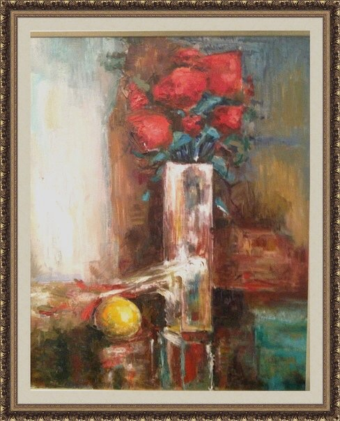 Still life, 40x60, 2012, oil,canvas