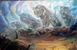 Dream, 2013, 130x80 ,oil, canvas