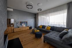 viertel zwei modern livingroom