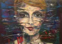 🖼secret, oil, canvas 2018