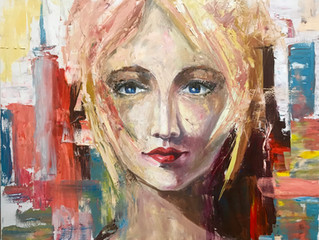 14.12.2018 -03.01.2019 Personal exhibition in New York. Artist Vladislava Iakovenko