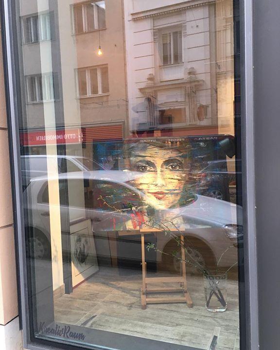 exhibition in Vienna 2018