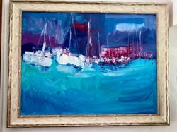 sea , 60x70, oil , canvas