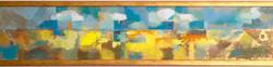Field, 2016, oil,canvas