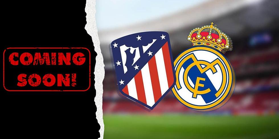 MCR Soccer Madrid Trip