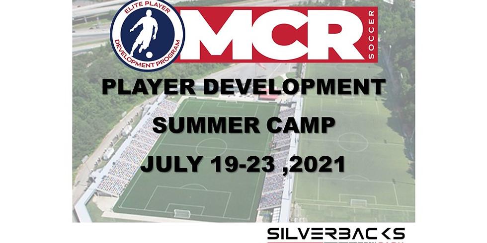MCR Soccer PDP Summer Camp