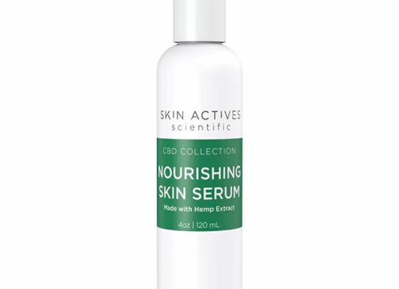 Nourishing Skin Serum with Hemp Extract