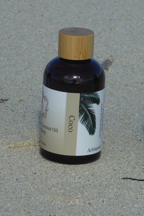 Pure Virgin Coconut Oil - Coco