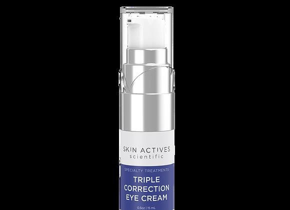 Triple Correction Eye cream