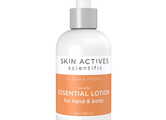 Essential Lotion For Hand And Body