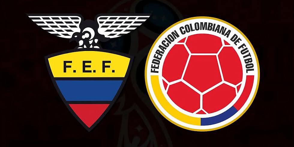 Colombia Vs Ecuador Brunch