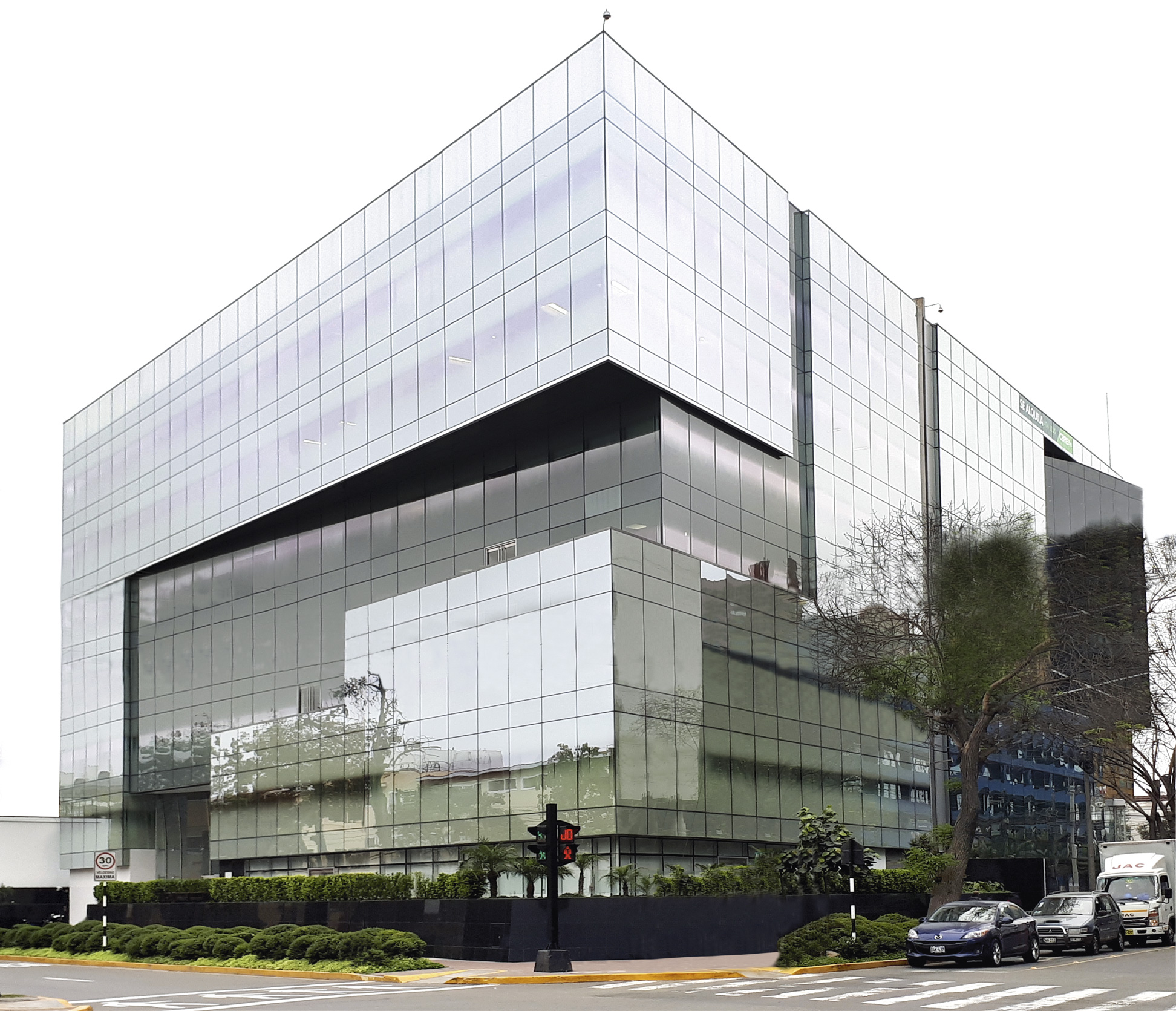 Edificio Cromo